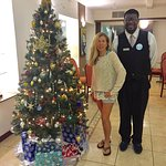 Merry Christmas from ramada zephryhills