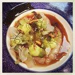 Kingfish, Daikon, Avocado & Ponzu Daidai