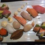 Olympic Gold Sushi Combo