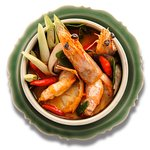 Tom Yam Prawn Top Seller