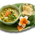 Green Curry Chicken Top Seller