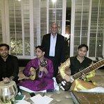 In Diya Restaurant - Leela Ambiance Hotel Gurgaon Delhi