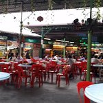 Red Garden Food Paradise (3 mins' walk right of hotel)