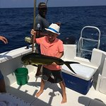 Great experience during moderate rough sea! Reanimation of sailfish and release was so excited &