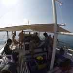 Apo Island day trip boat