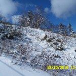 層雲峡の写真