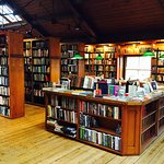 Foto de Richard Booth s Bookshop Cafe