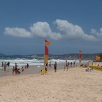 Surf at Rainbow Beach
