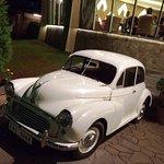 The Car at Display 1