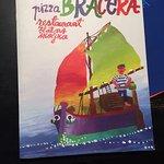 Menu Cover BRACERA, Rijeka Croatia