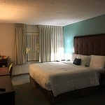 This hotel has always been a favorite. This visit we were impressed with the renovation. Rooms w