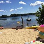 Foto de The Cottages at Harvey Lake
