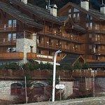 Le Yeti Hotel Foto