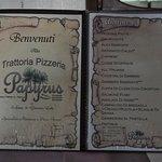 Фотография Trattoria pizzeria Papyrus
