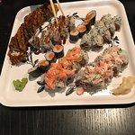 Foto de Hand Roll Sushi