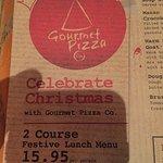 Gourmet Pizza - Gabriel's Wharf