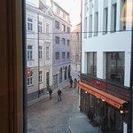 Vistas de Riga desde la habitación