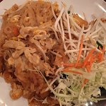 Chicken Pad Thai - so good!