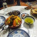 Very nice food and very nice people