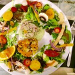 La salade du chef !