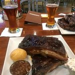 Amerisports Bar ribs!