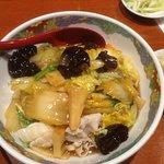 五目あんかけ麺