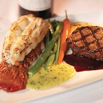 Lobster and Filet Mignon