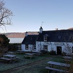 Great location on the shore of Loch Ness