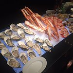 Steakhouse Seafood and Salad Bar Buffet