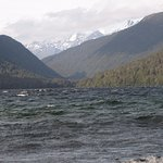 DOC Cascade Creek Campsite Foto