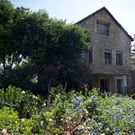 Kyriakos guesthouse garden