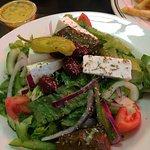 Greek Salad (food porn)