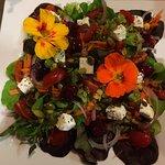 Yummy Purangi Garden Salad