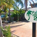 Foto de Palms Bed and Breakfast