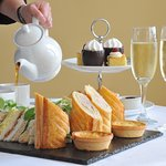 Example Sparkling Afternoon Tea