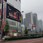 Shinjuku West Exit Camera Town Foto