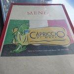 Foto de Capriccio de Mare Cafee Italiano