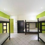 8-bed Mixed Dorm Room (En Suite)