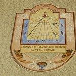 La cadran solaire