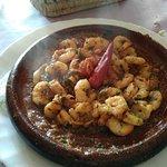 Crevettes Pilpil