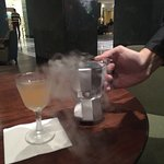 Alcron Specialty Drink 'Be Unconventioal' -- great!