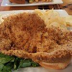 Breaded tenderloin