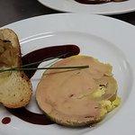 Ballottine de foie gras maison