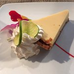 Key Lime Pie at Bar Zin