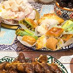 desserts marocains
