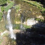 Waterfall From Above.