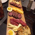Charcuterie board - very disappointing