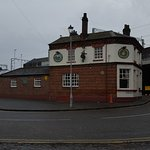 1850's pub with 1987 and 1995 extensions to the left