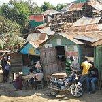 haitian village