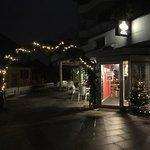 unser weihnachtsbogen. merci fridel und co.